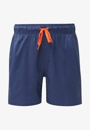 SOLID TECH SWIM SHORTS - Shorts - blue