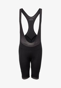 adidas Performance - SUPERNOVA BIB SHORT - Tights - black - 5