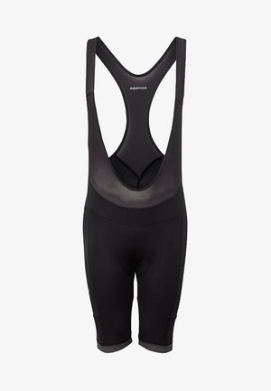 SUPERNOVA BIB SHORT - Tights - black
