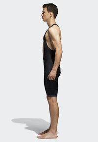 adidas Performance - SUPERNOVA BIB SHORT - Tights - black - 2