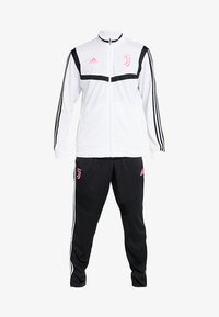 adidas Performance - JUVENTUS TURIN SUIT - Pelipaita - white/black - 6