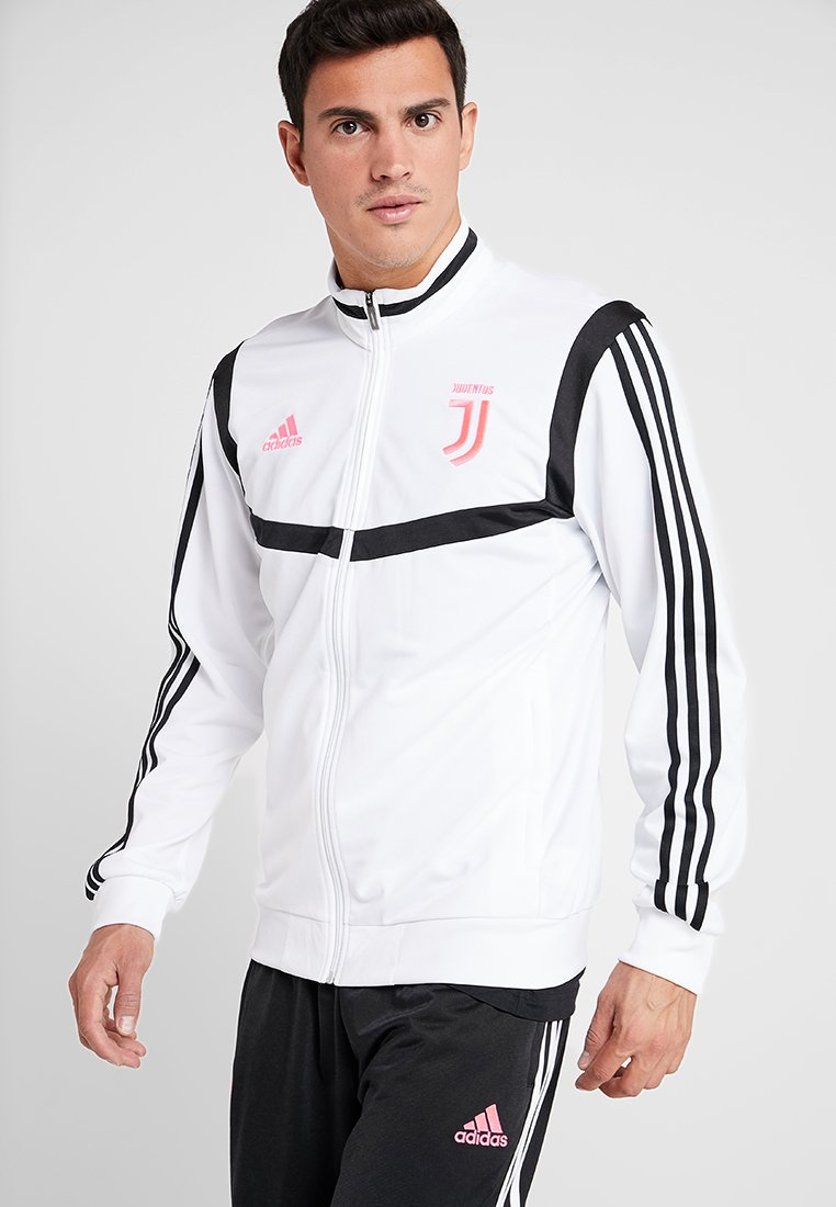 adidas Performance - JUVENTUS TURIN SUIT - Vereinsmannschaften - white/black