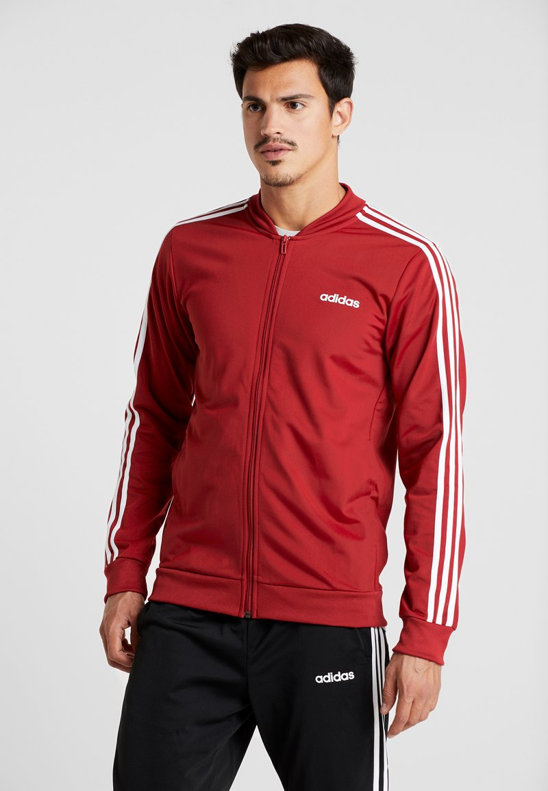 adidas Performance - Tracksuit - red