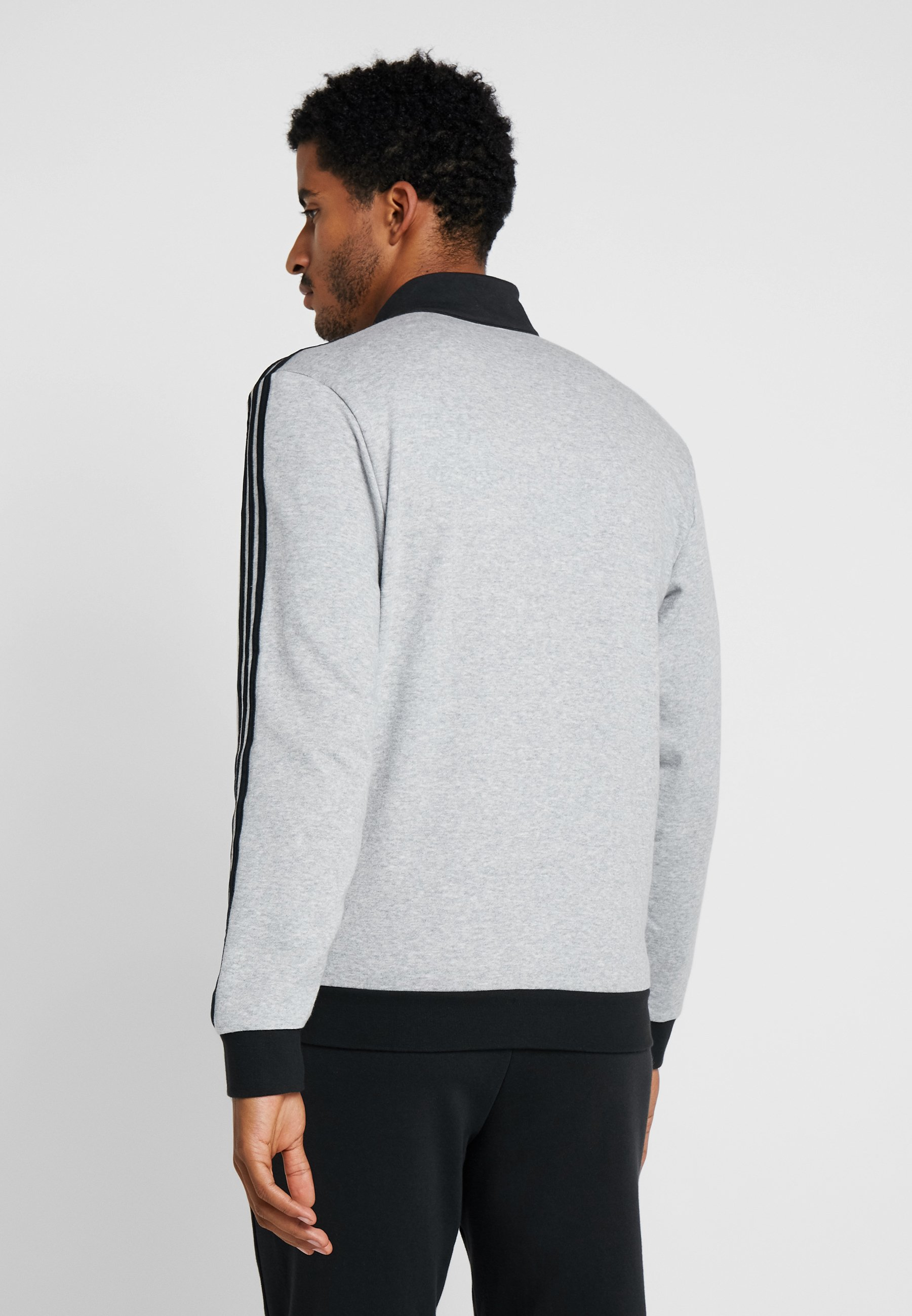 Grey Adidas Performance RelaxSurvêtement Medium black Heather lF3T1JcK