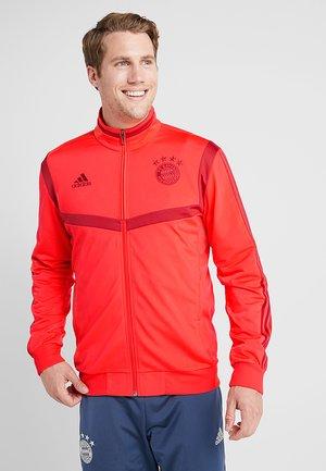 FC BAYERN MÜNCHEN PES SUIT - Squadra - bright red/night marine