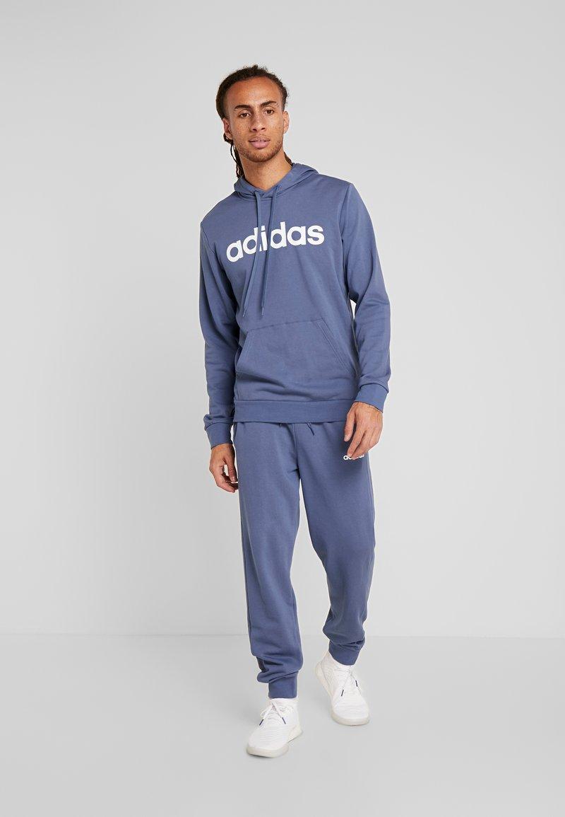 adidas Performance - SET - Trainingspak - blue