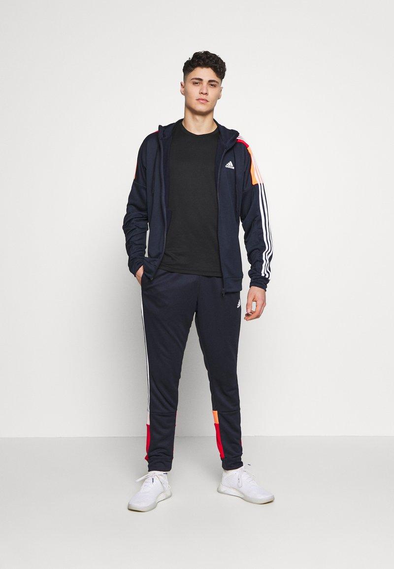 adidas Performance - SPORT - Verryttelypuku - dark blue