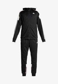 adidas Performance - SPORT - Träningsset - black/white - 9