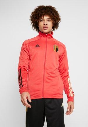 BELGIUM RBFA - Equipación de selecciones - glory red/black