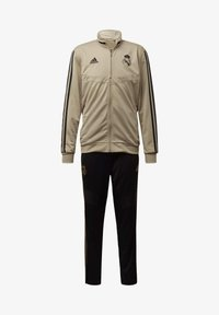 adidas Performance - REAL MADRID SUIT - Pantalon classique - gold - 6