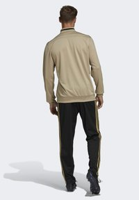 adidas Performance - REAL MADRID SUIT - Pantalon classique - gold - 2