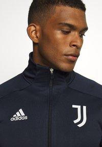 adidas Performance - JUVENTUS AEROREADY SPORTS FOOTBALL TRACKSUIT - Klubové oblečení - legink/orbgry - 5