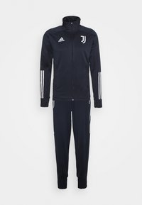 adidas Performance - JUVENTUS AEROREADY SPORTS FOOTBALL TRACKSUIT - Klubové oblečení - legink/orbgry - 7