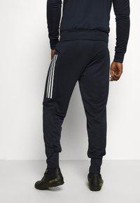 adidas Performance - JUVENTUS AEROREADY SPORTS FOOTBALL TRACKSUIT - Klubové oblečení - legink/orbgry - 4