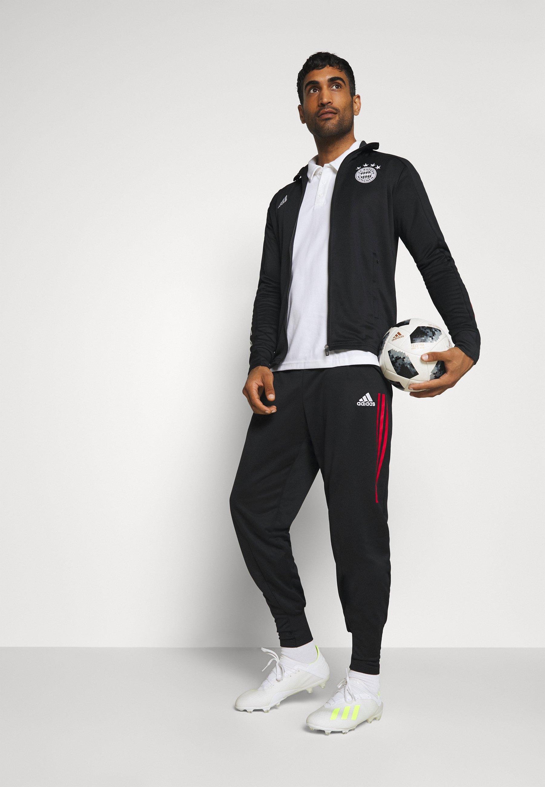 adidas Performance SUIT - Klubtrøjer - black