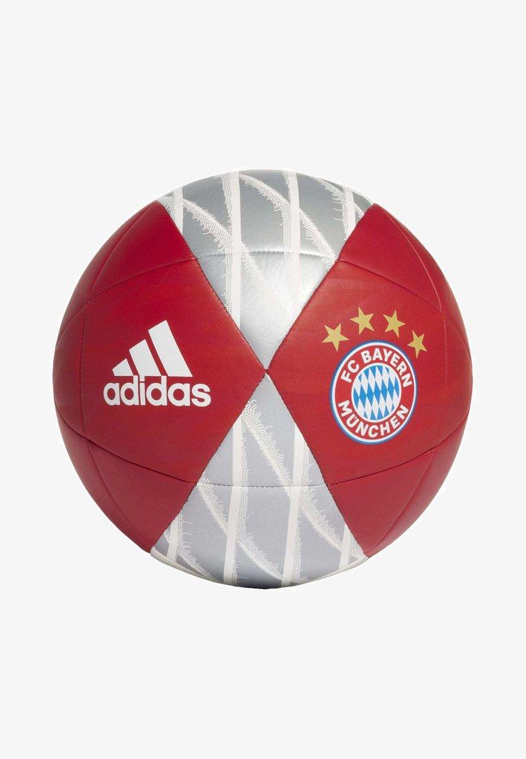 adidas Performance - FC BAYERN CAPITANO FOOTBALL - Fodbolde - red