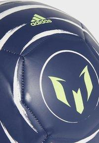 adidas Performance - MESSI CLUB FOOTBALL - Jalkapallo - tech indigo - 3