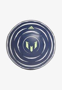 adidas Performance - MESSI CLUB FOOTBALL - Jalkapallo - tech indigo - 0