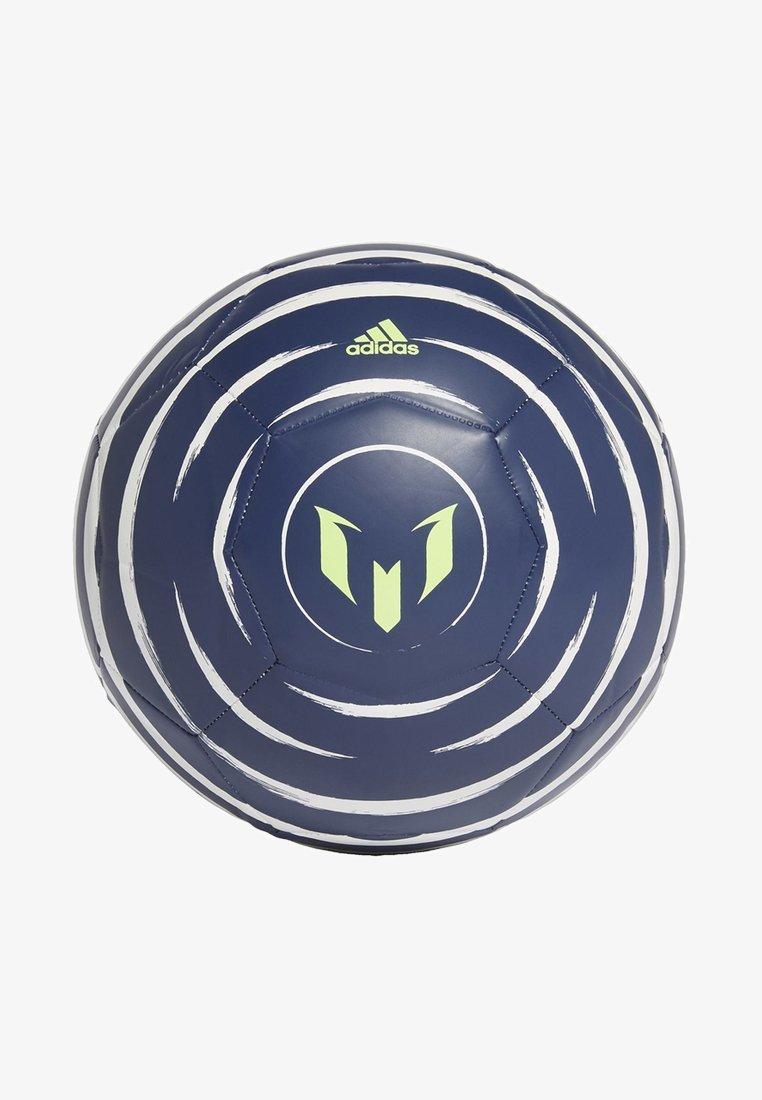 adidas Performance - MESSI CLUB FOOTBALL - Jalkapallo - tech indigo