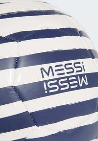 adidas Performance - MESSI CLUB FOOTBALL - Jalkapallo - tech indigo - 4
