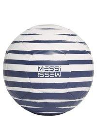 adidas Performance - MESSI CLUB FOOTBALL - Jalkapallo - tech indigo - 1
