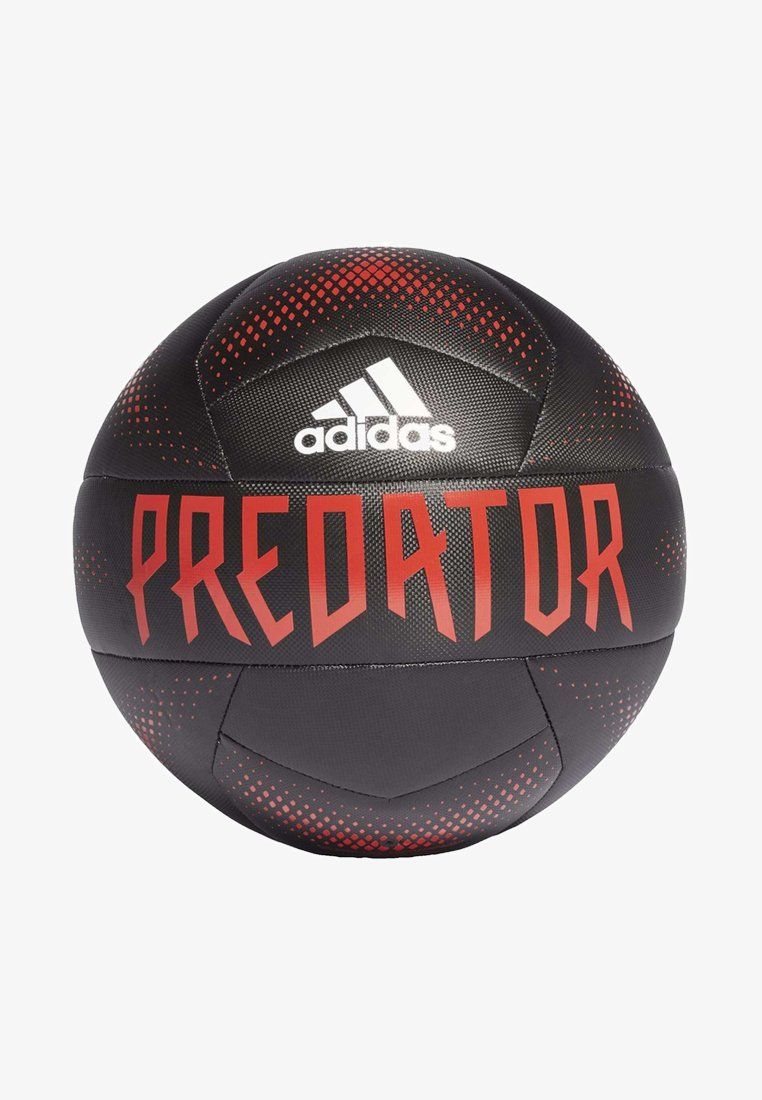 adidas Performance - PREDATOR TRAINING FOOTBALL - Voetbal - black