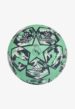 UCL FINALE 19 REAL MADRID MINI FOOTBALL - Voetbal - green