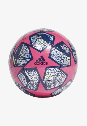 UCL FINALE ISTANBUL TRAINING FOOTBALL - Voetbal - pink