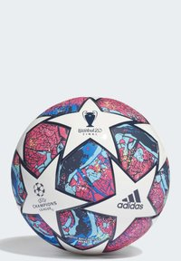adidas Performance - UCL FINALE ISTANBUL MINI FOOTBALL - Voetbal - white - 3
