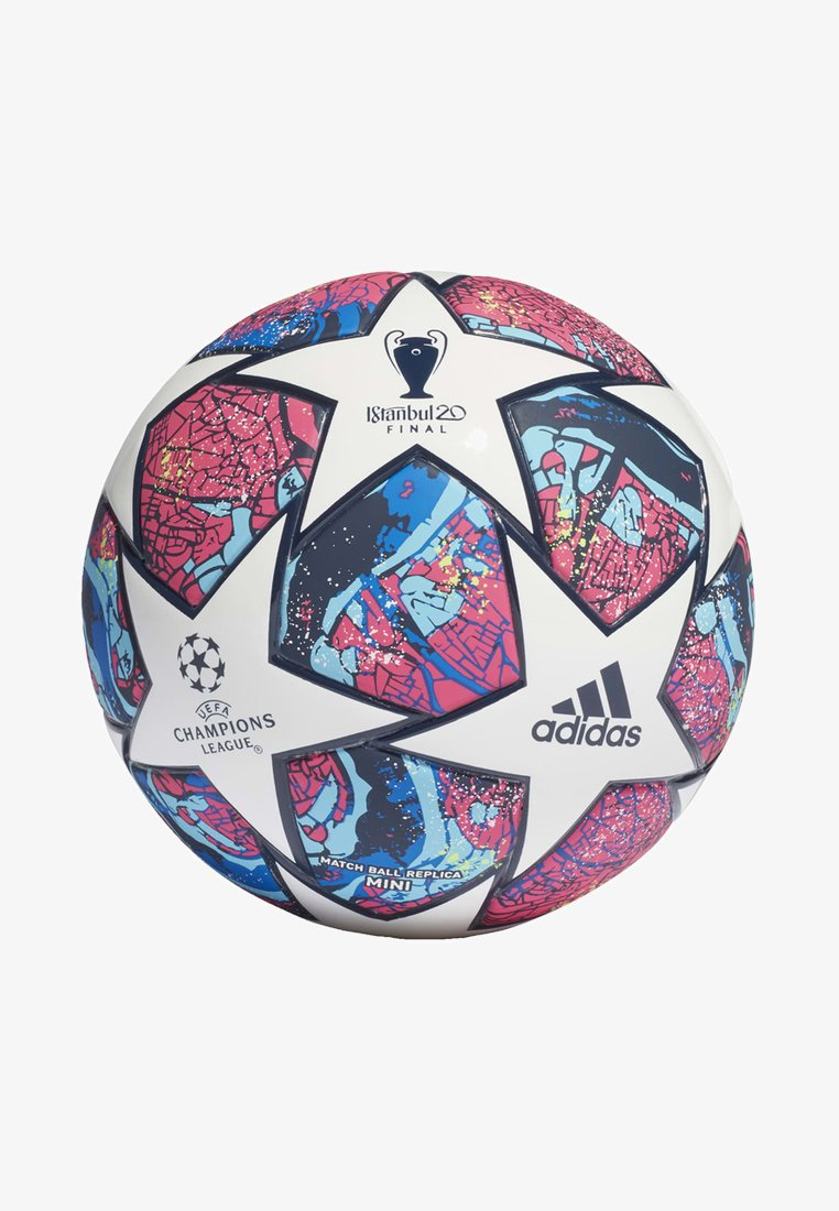 adidas Performance - UCL FINALE ISTANBUL MINI FOOTBALL - Voetbal - white