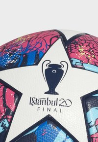 adidas Performance - UCL FINALE ISTANBUL COMPETITION FOOTBALL - Voetbal - white - 4