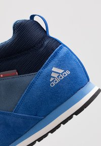 adidas Performance - SNOWPITCH - Zimní obuv - tech ink/collegiate royal/real blue - 2