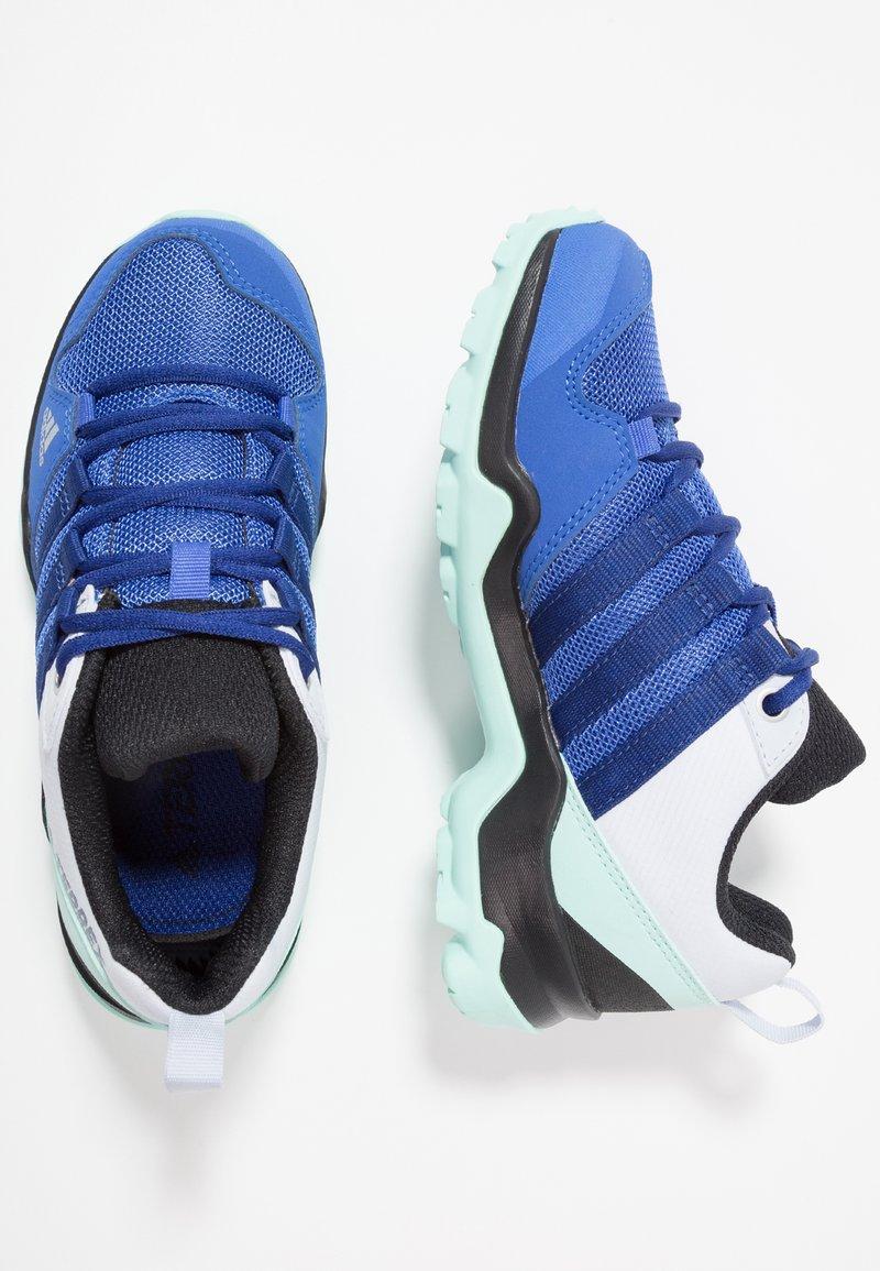 adidas Performance - TERREX AX2R - Hikingskor - hi-res blue/mystery ink/clear mint