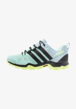 TERREX AX2R - Chaussures de marche - clear mint/carbon/hi-res yellow