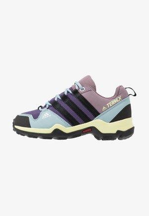 TERREX AX2R RAIN.RDY - Hiking shoes - tech purple/core black/legend purple