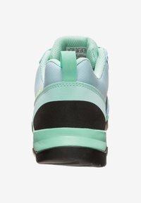 adidas Performance - TERREX AX2R CP - Obuwie hikingowe - ash grey/carbon/clear mint - 4
