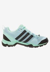 adidas Performance - TERREX AX2R CP - Obuwie hikingowe - ash grey/carbon/clear mint - 6