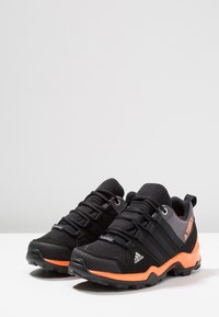 adidas Performance - TERREX AX2R RAIN.RDY - Fjellsko - core black/hi-res orange - 3