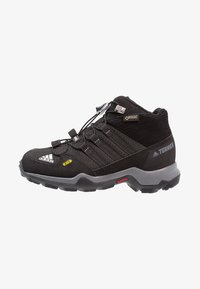 adidas Performance - TERREX MID GTX - Hiking shoes - core black/vista grey - 1