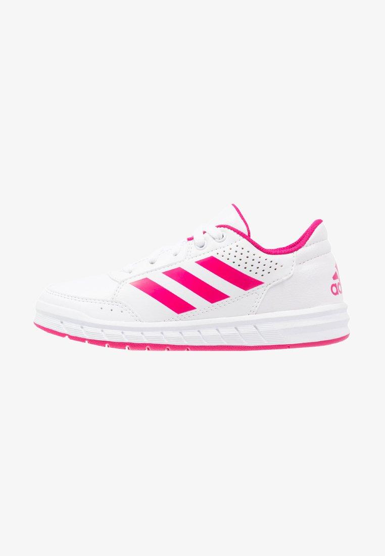 adidas Performance - ALTASPORT - Sportschoenen - white/bold pink