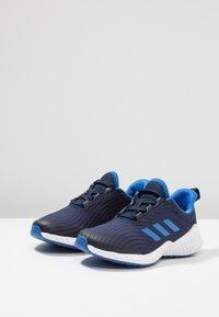 adidas Performance - FORTARUN - Neutrala löparskor - collegiate navy/blue/footwear white - 3