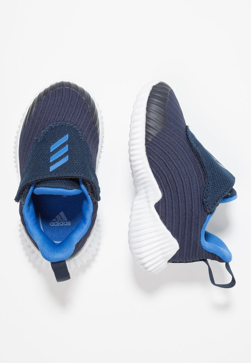 adidas Performance - FORTARUN AC - Laufschuh Neutral - collegiate navy/blue/footwear white