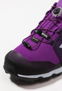 adidas Performance - TERREX GORETEX HIKING SHOES - Hiking shoes - active purple/aero blue/true pink - 2
