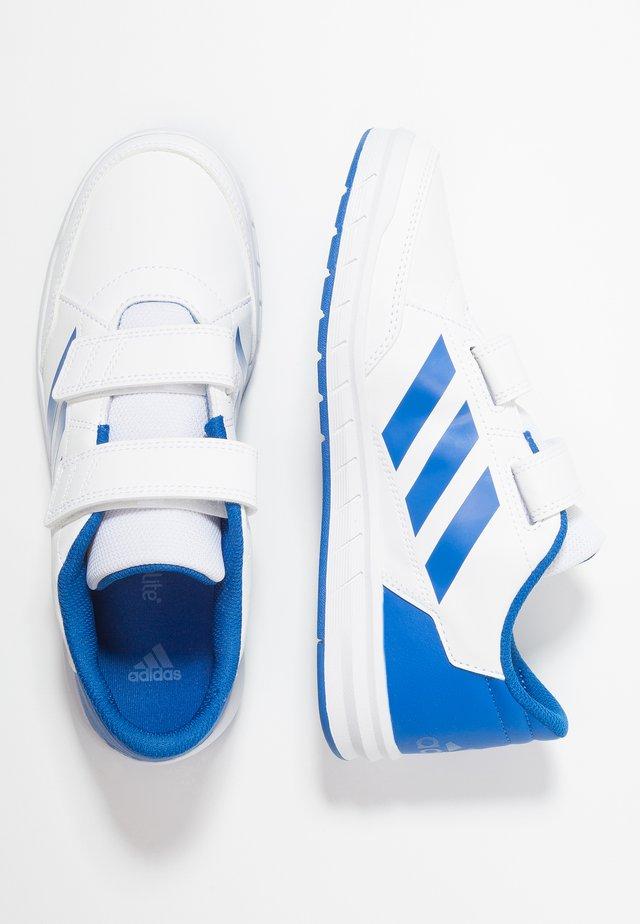 ALTASPORT CF - Sports shoes - footwear white/blue