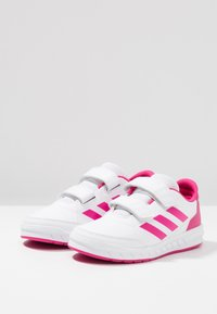 adidas Performance - ALTASPORT CF - Sports shoes - footwear white/real magenta - 3