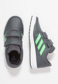 adidas Performance - ALTASPORT CF - Træningssko - grey six/shock lime/footwear white - 0