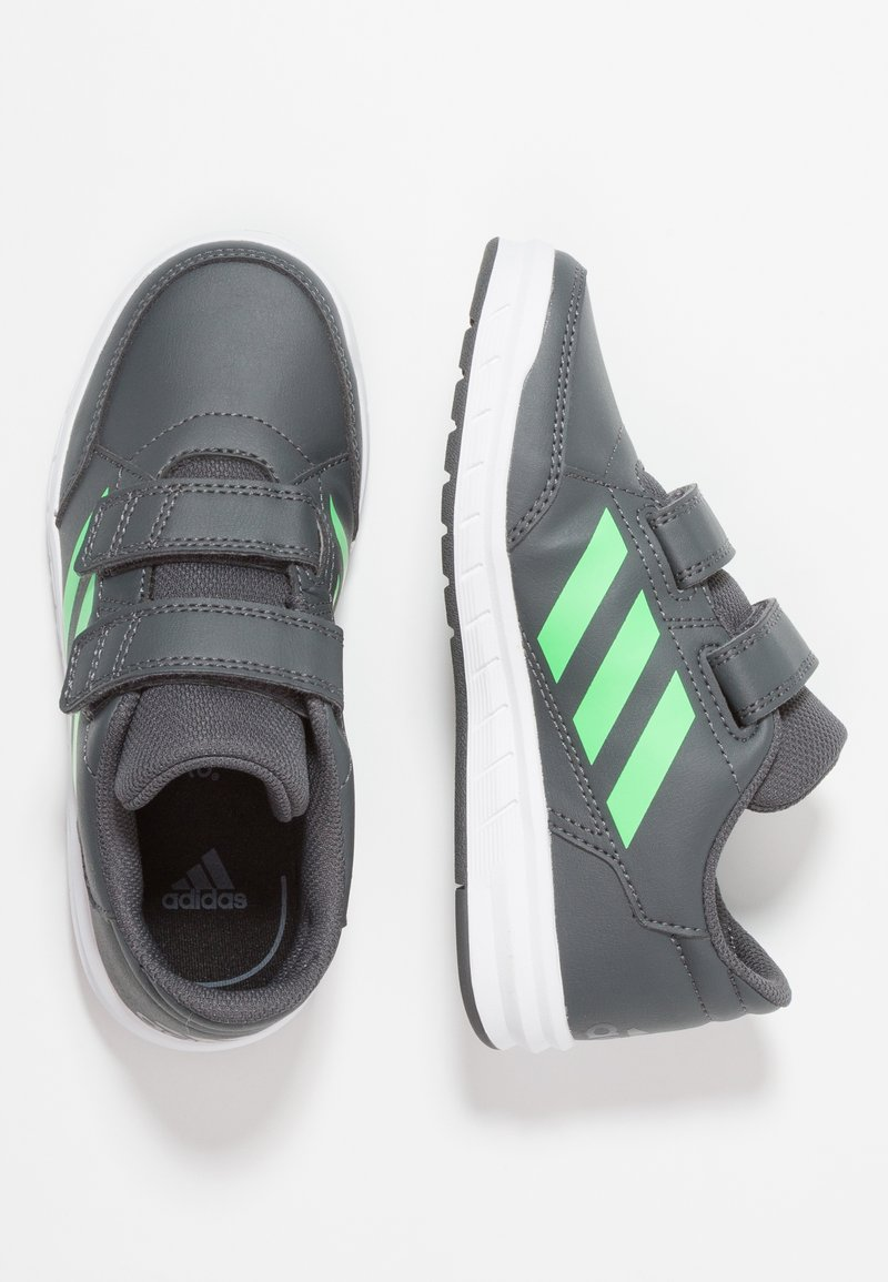 adidas Performance - ALTASPORT CF - Træningssko - grey six/shock lime/footwear white