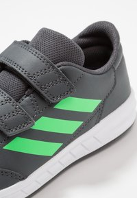 adidas Performance - ALTASPORT CF - Træningssko - grey six/shock lime/footwear white - 2