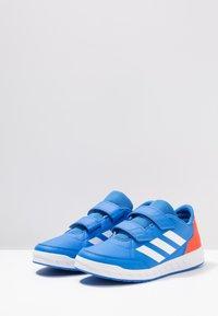 adidas Performance - ALTASPORT CF - Sportschoenen - tru blue/footwear white/active orange - 3