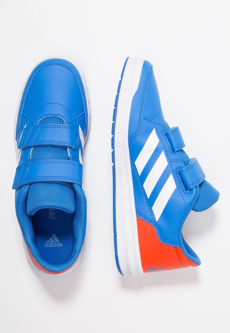 adidas Performance - ALTASPORT CF - Sportschoenen - tru blue/footwear white/active orange